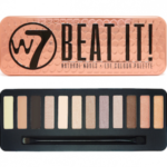 FREE W7 Eye Shadow Palette - Gratisfaction UK