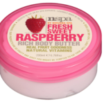 FREE NSPA Raspberry Body Butter