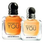 FREE Emporio Armani Because Its You Perfume