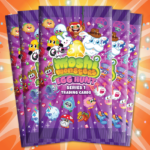 FREE Moshi Monsters Trading Cards