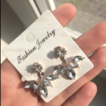 FREE PalmMute Crystal Earrings - Gratisfaction UK