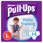 FREE Huggies Pull Ups Training Pants Voucher - Gratisfaction UK