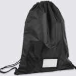 FREE M&S Black Drawstring Rucksacks