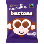FREE Cadbury Chocolate Buttons (Via Twitter)