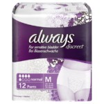 FREE Always Discreet for Sensitive Bladder