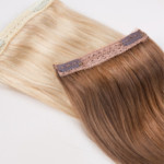 FREE Double Drawn Tape In Hair Extensions