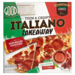 FREE Goodfella's Thin & Crispy Pizza