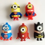 FREE Minion Superhero USB Sticks - Gratisfaction UK