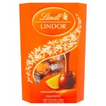 FREE Lindor Milk Orange Chocolates