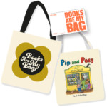 FREE Books Are My Bag Tote Bag - Gratisfaction UK