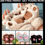 FREE Pussy Paws Gloves - Gratisfaction UK
