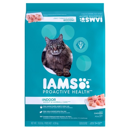 free iams proactive health cat food
