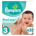 FREE Pampers ProCare Nappies - Gratisfaction UK