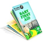 FREE St John Ambulance Baby First Aid Guide - Gratisfaction UK