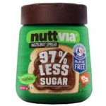 FREE Nuttvia Personalised Jar - Gratisfaction UK