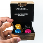 FREE Cafe Royal Coffee Tastebox