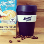 FREE Almond Breeze Reusable Coffee Cups - Gratisfaction UK