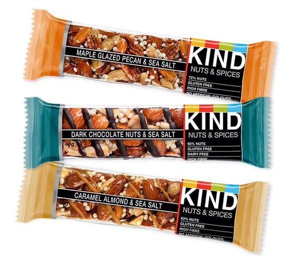 free kind snack bars