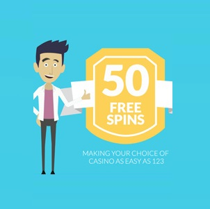 Free 50 Spins